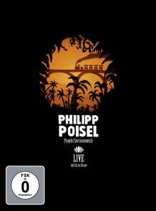 Philipp Poisel: Projekt Seerosenteich (Live aus dem Circus Krone), DVD