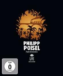 Philipp Poisel: Projekt Seerosenteich (Live aus dem Circus Krone), Blu-ray Disc