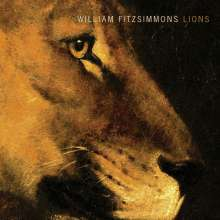 William Fitzsimmons: Lions, CD