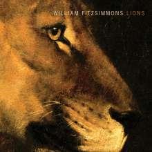 William Fitzsimmons: Lions, LP