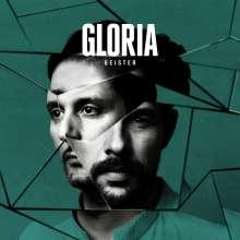 Gloria (Rock/Pop deutsch): Geister (Limited Edition) (Clear Vinyl), 1 LP und 1 CD