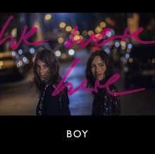 Boy (Valeska Steiner / Sonja Glass): We Were Here, CD