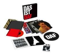 D.A.F.: Das ist DAF (Limited Edition) (Boxset), 6 LPs