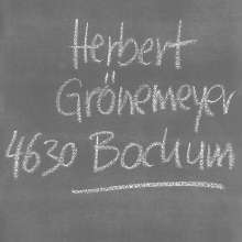 Herbert Grönemeyer: 4630 Bochum (Remastered), CD