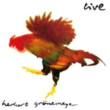 Herbert Grönemeyer: Live (Re-Release 2018), CD