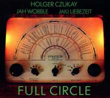 Holger Czukay, Jah Wobble & Jaki Liebezeit: Full Circle, CD