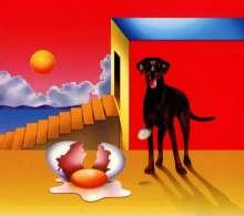 Agar Agar: The Dog And The Future, CD