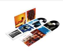 Michael Rother: Solo (remastered) (Limited-Deluxe-Boxset) (signiert), 6 LPs