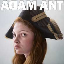 Adam Ant: Adam Ant is The Blueblack Hussar In Marrying The Gunner's Daughter (Explicit), CD