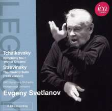 Yevgeni Svetlanov, CD