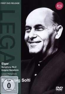 Edward Elgar (1857-1934): Symphonie Nr.2, DVD