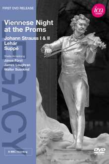 Viennese Night at the BBC Proms, DVD