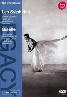 Les Sylphides & Giselle, DVD