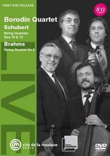 Borodin Quartet, DVD