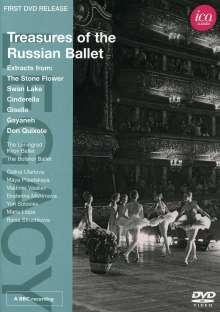 Treasures of the Russian Ballet, DVD