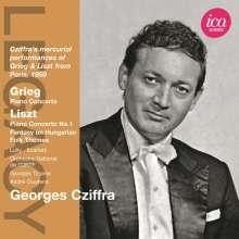 György Cziffra plays Liszt, CD