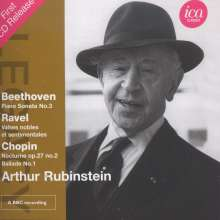 Arthur Rubinstein,Klavier, CD