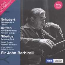 John Barbirolli dirigiert, 2 CDs
