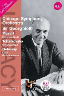 Chicago Symphony Orchestra & Sir Georg Solti, DVD