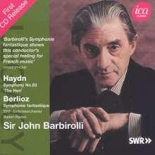 John Barbirolli, CD