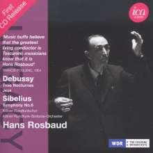 Hans Rosbaud, CD