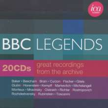 BBC Legends, 20 CDs