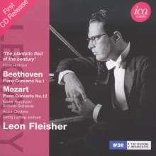Leon Fleisher, Klavier, CD