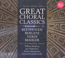 Great Choral Classics, 5 CDs