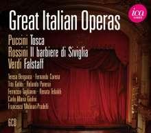 Great Italian Operas, 6 CDs