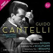 Guido Cantelli & Philharmonia Orchestra, CD