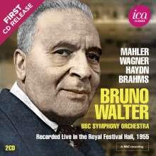 Bruno Walter dirigiert das BBC Symphony Orchestra, 2 CDs