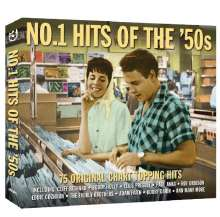 No.1 Hits Of The 50's, 3 CDs