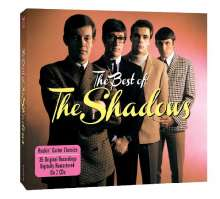 The Shadows: The Best Of The Shadows, 2 CDs
