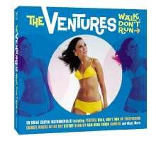 The Ventures: Walk Don't Run, 2 CDs