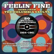 Feelin' Fine: Gems From The Columbia Vaults, 2 CDs