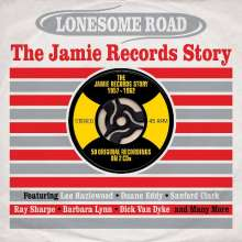 Lonesome Road: The Jamie Records Story, 2 CDs