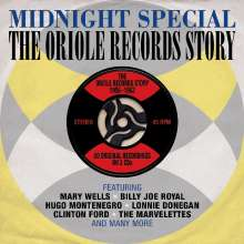 Midnight Special: The Oriole Records Story 1956 - 1962, 2 CDs