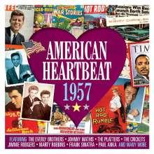 American Heartbeat 1957, 2 CDs