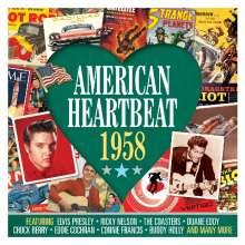 American Heartbeat 1958, 2 CDs