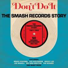 Don't Do It: The Smash Records Story 1961 - 1962, 2 CDs