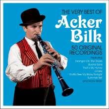 Acker Bilk (1929-2014): Very Best Of, 2 CDs