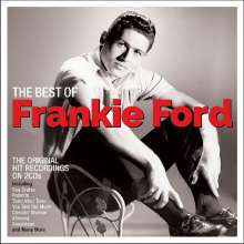 Frankie Ford: Best Of, 2 CDs