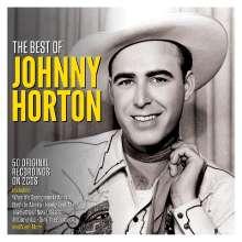 Johnny Horton: The Best Of Johnny Horton, 2 CDs