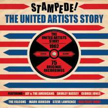 Stampede: The United Artists Story, 3 CDs