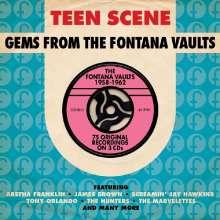 Teen Scene: Gems From The Fontana Vaults, 3 CDs