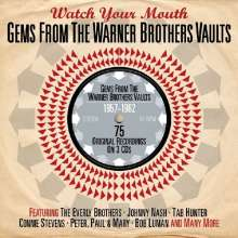 Watch Your Mouth: Gems From The Warner Brothers Vault, 3 CDs