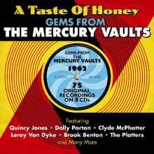 Taste Of Honey: Gems From The Mercury Vaults 1962, 3 CDs