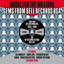 Music For The Millions: Gems From Bell Records USA, 3 CDs