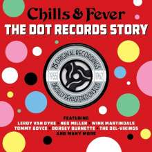 Chills & Fever: The Dot Records Story, 3 CDs