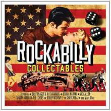 Rockabilly Collectables, 3 CDs
